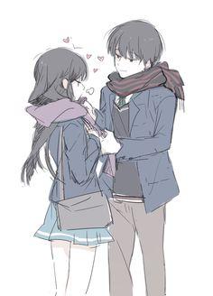 Mitsuki and Hiroomi // KNK