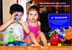 Derechos del niño - Afiches.