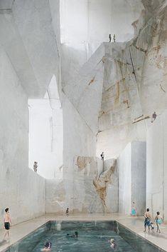 Carrara Thermal Baths