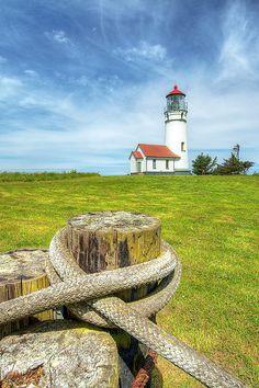 Cape Blanco Lighthouse in Oregon
