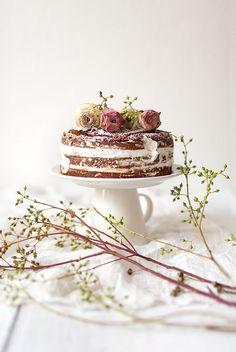 Die 100 besten bilder von inspiration kuchen blumen in for Kuchen inspiration