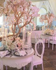 Image in wedding decor collection by Zai Ineb Luxury Wedding, Dream Wedding, Wedding Decorations, Table Decorations, Wedding Places, Menu Cards, Table Numbers, Wedding Flowers, Centerpieces
