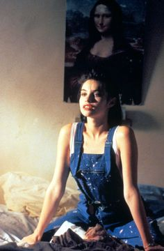Beatrice Dalle in 37°2 le matin directed by Jean-Jacques Beinex, 1986