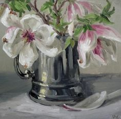 """""""Magnolia"""" Giclee Print from Penny German"""