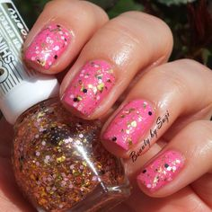 Miss Sporty Candy Shine Glitter Effect, 003 #misssporty