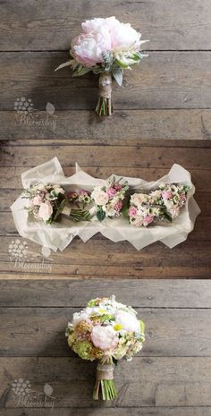 Romantic Wedding Ideas from Bloomsday Flowers