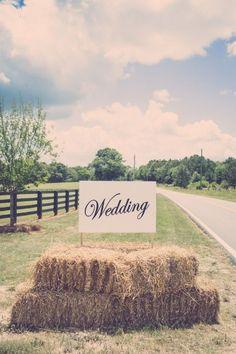 way to the wedding