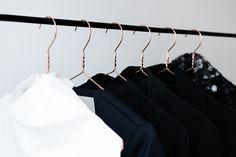Minimal wardrobe // noanoir.com