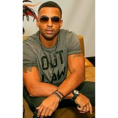 Christian Keyes is the epitome of fine and such a humble man! Gorgeous Black Men, Handsome Black Men, Beautiful Men, Beautiful People, Black Man, Handsome Man, Christian Keyes, Eye Candy Men, Man Candy