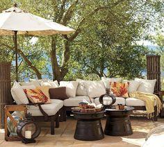 Patio Furniture Cushions Sunbrella