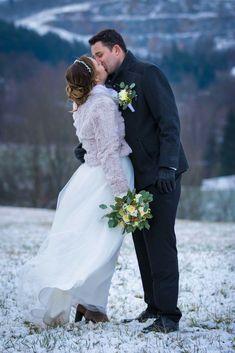 Winter wedding... Naše Tři oříšky pro Popelku :-)