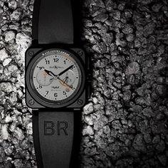 """BR 03 RAFALE - Ltd Edition - 500 pcs. Courtesy of @acejewelers #Rafale #Dassault #Aviation #BellRossWatches #BellRoss #BellAndRoss #BellRossCommunity…"""