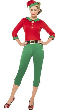 Santa's Helper Ladies - The Costume Shop