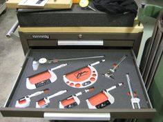 French fit machinist tools
