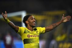 Pierre-Emerick Aubameyang to wear No.14 at Arsenal and says he wants to be the new Thierry Henry | Bible Of Sport