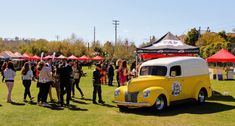Perfect for any occasion (private parties 🏡, festivals 🏟️, corporate events 🏢, weddings 💒). No matter the event, Tap Truck's mobile bar will be sure to impress.🍷🍸🍺💛