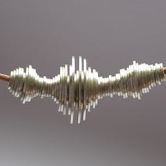 Waveform Necklace & Bracelet