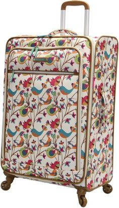 52536b52d Lily Bloom 28'' Spinner Luggage Luggage 28 Inches Multi Lily Bloom, Tweety,