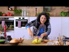 Mautner Zsófi - Bécsi burgonyasaláta ropogós kolbászmorzsával - YouTube Lidl, Breakfast, Youtube, Food, Morning Coffee, Essen, Meals, Youtubers, Yemek