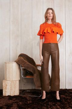 See the complete Apiece Apart Fall 2017 Ready-to-Wear collection.