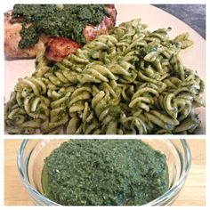 Pesto sauce is one of those foods that I never had growing up. I think it was the color that turned me off. But as an adult, once I tasted pesto on a delicious chicken pizza at an Italian winery, I...