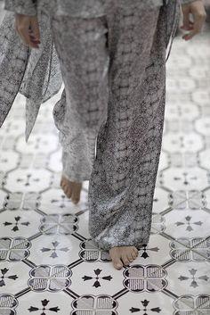 Patterns of gray