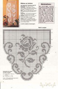 (4) Gallery.ru / Фото #26 - Diana Ouvrages 93 - igoda Crochet Lace Edging, Crochet Borders, Crochet Cross, Freeform Crochet, Crochet Art, Crochet Home, Thread Crochet, Crochet Doilies, Crochet Stitches