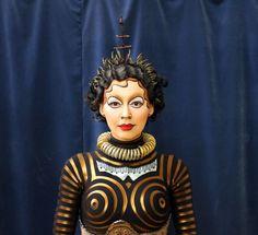 The Makeup of Cirque du Soleil's Kurios