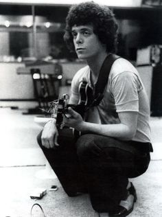RIP Lou Reed, taking a walk on the wild side......thanks for the music !