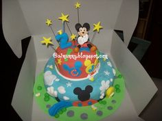 mickey mouse birthday party ideas | Mickey Mouse Birthday Party Ideas