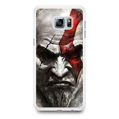 God of War Kratos Samsung Galaxy S6 Edge Plus Case