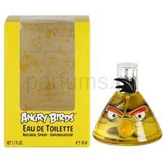 EP Line Angry Birds Yellow toaletní voda pro děti | parfums.cz