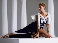 doutzen kroes cuneyt akerglou4 Doutzen Kroes Channels Inner Goddess for Cuneyt Akeroglu in Vogue Turkey