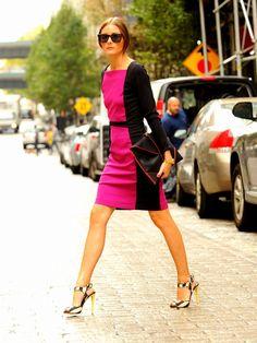 Olivia Palermo ~ Street Style Maven