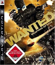 WANTED - Weapons of Fate: Playstation 3: Amazon.de: Games