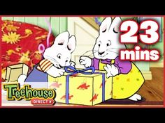 Max & Ruby: Max's Birthday / Max's New Suit / Goodnight Max - Ep.9 - YouTube