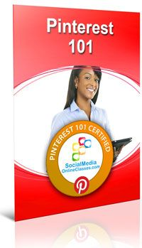 Get Pinterest Trained & Certified in 4 Weeks — Social Media Online Classes