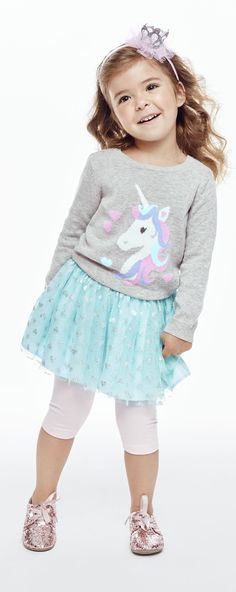 girls outfits 10 year old ~ girls outfits tween ; girls outfits 10 year old ; girls outfits kids 6 year old Toddler Girl Style, Toddler Girl Outfits, Toddler Fashion, Kids Fashion, Fashion 2016, Latest Fashion, Fashion Online, Fashion Ideas, Winter Fashion