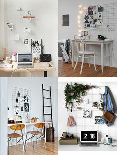 mural-de-inspirações-feito-com-expositor-aramado-wire-grid-wall-3