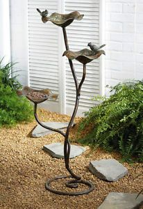 1000 Images About Free Standing Bird Feeder On Pinterest
