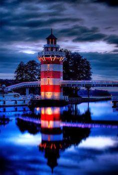 Lighthouse, Rheinsberg, Germany