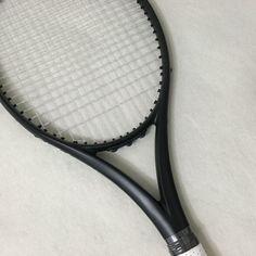 NUOVO doganale 100% in fibra di carbonio racchetta da tennis Taiwan OEM qualità racchetta da tennis 300g Nadal 100 sq. in. racket nero