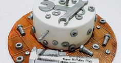 Nuts and Bolts by Urvi Zaveri | Cakes & Cake Decorating ~ Daily Inspiration & Ideas | Pinterest | Cakes, The morning and Measuring scale