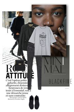 """""""Blackfive #4"""" by juhh ❤ liked on Polyvore featuring NIKE, cod10 and BlackFive"""