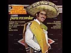 "Vicente Fernandez ""Negra Consentida"""