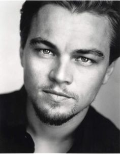 I don't normally fancy, Leonardo DiCaprio but this is a beautiful picture of him
