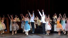 Así fue la presentación del ballet Lizt Alfonso con su pieza 1...2...3 ¡Todos a Escena! en el teatro Mella, en La Habana.  | Foto: CubaDebate (Archivo)