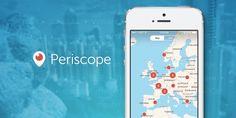 """Periscope crea el botón """"On Air"""" para que las páginas web indiquen cuando están emitiendo"""