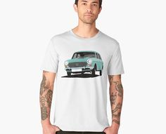 Great vintage car cornering from the late and Great Citroëb BX 19 GTi car illustration printed on t-shirts, coffee mugs and other things. Surprise the Citroen enthusiast! Retro Cars, Vintage Cars, Gti Car, Car Illustration, Blue Grey, Classic Cars, Automobile, Or, Beast