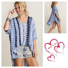 Get Up & Go Oversized Tunic S/M Get Up & Go Oversized Tunic*We get it...you have an active lifestyle and you wanta top that you can just throw on anytime and still look good. *Don't forget you can always tuck or untuck it dependingon the occasion.  Fabric: COTTON BLEND No Trades ✅ Offers Considered*✅ *Please use the blue 'offer' button to submit an offer. Tops Tunics